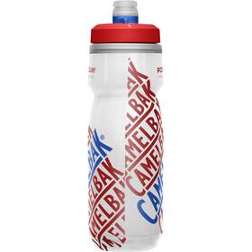 CamelBak Podium Chill Bottle 620ml race edition-red